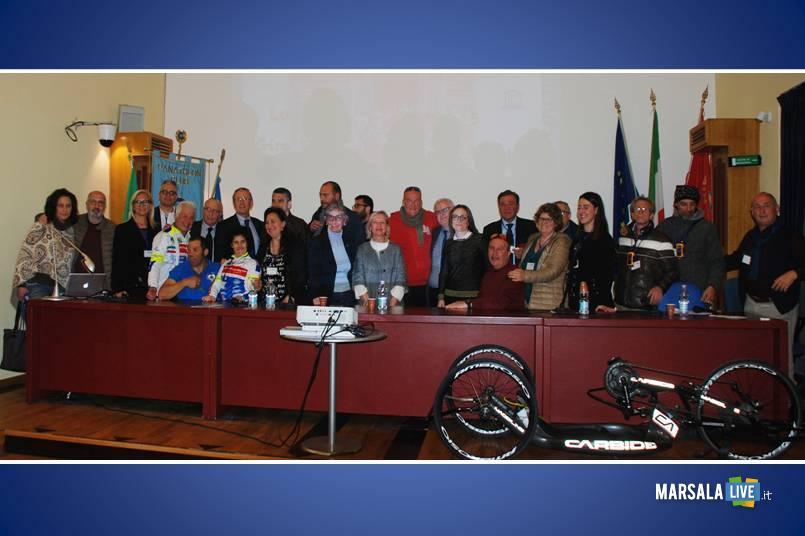 Panathlon Marsala Petrosino Giro dei due mari in terre d_Occidente