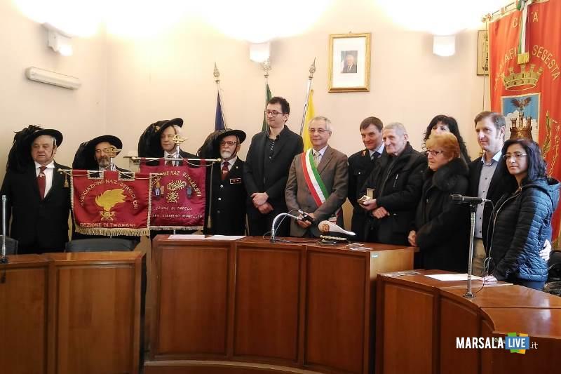 Riconoscimento del soldato calatafimese Giorgio Collura (1)