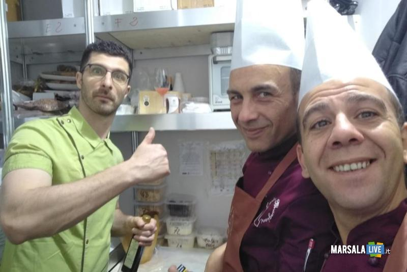 Sicilia al Vinitaly. Lo chef Agliano al Finitaly (2)