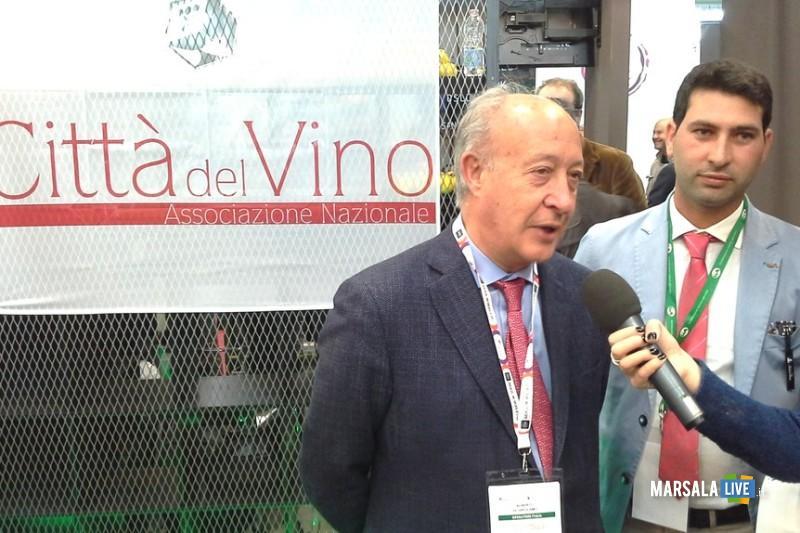 Vinitaly 2019_sindaco Di Girolamo