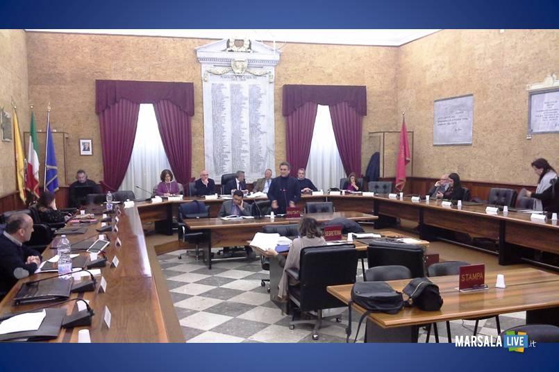 consiglio comunale marsala, aprile 2019