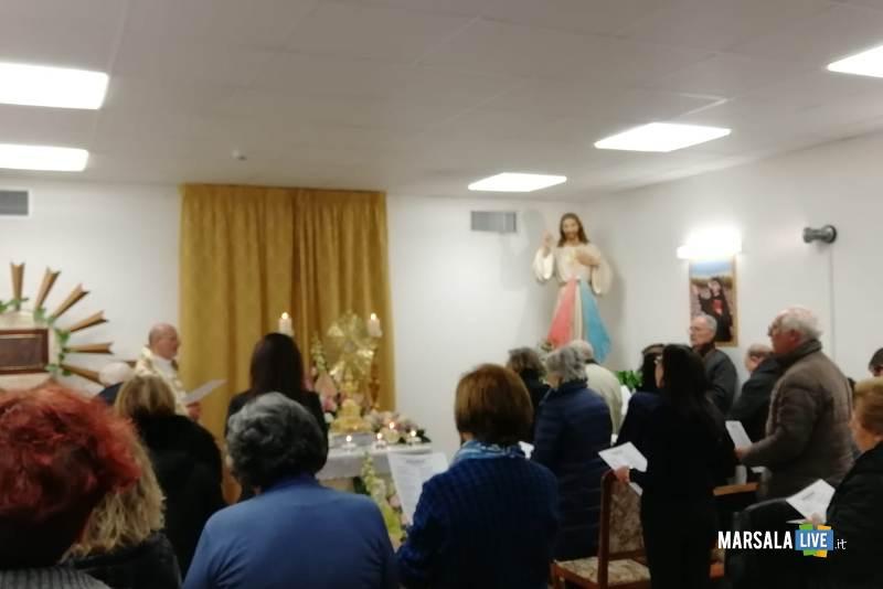 il Vescovo Mogavero visita l'ospedale Abele Ajello (3)