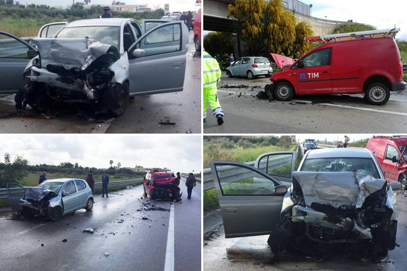 incidente statale 115