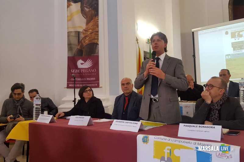 intervento sindaco Castiglione al consiglio su Amministrazione condivisa beni comuni 12.04.2019