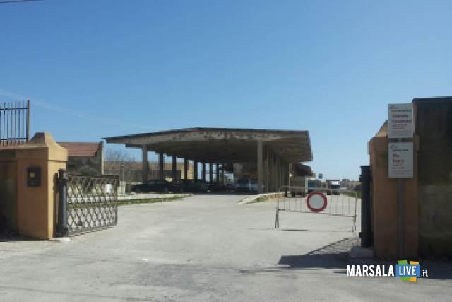 parcheggio stazione ferroviaria, marsala