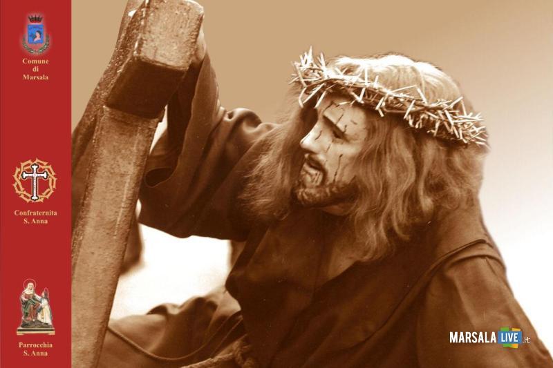 processione del giovedì santo, marsala. 2019