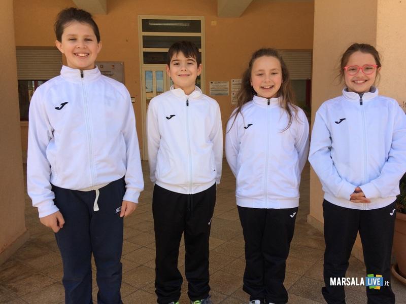 ragazzi dell_IC Nosengo in finale nazionale OPS - petrosino (1)