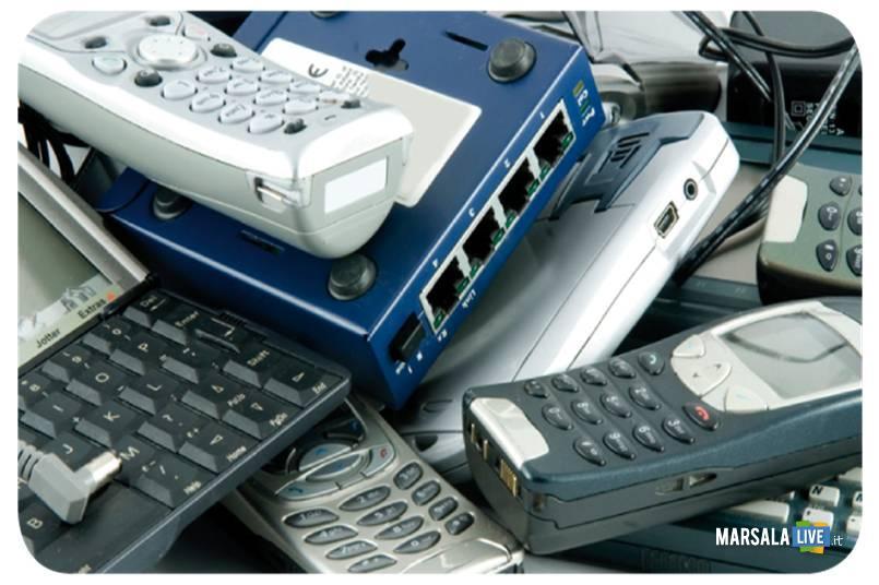 rifiuti elettrici ed elettronici
