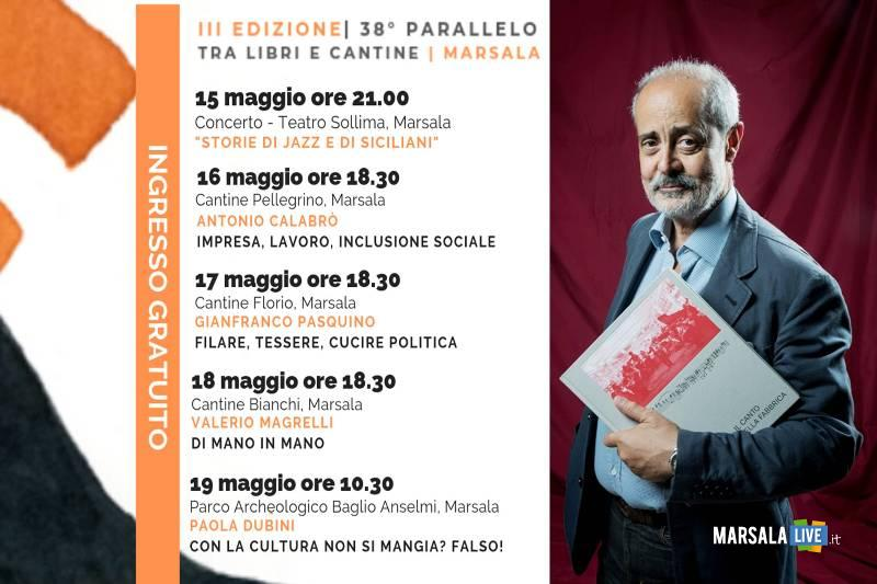38° parallelo, L'Impresa Riformista, il 16 maggio Antonio Calabrò