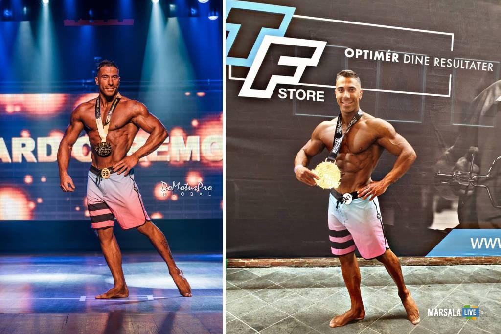 Alessio Bertolino Men Physique Bodybuilding - Personal Trainer