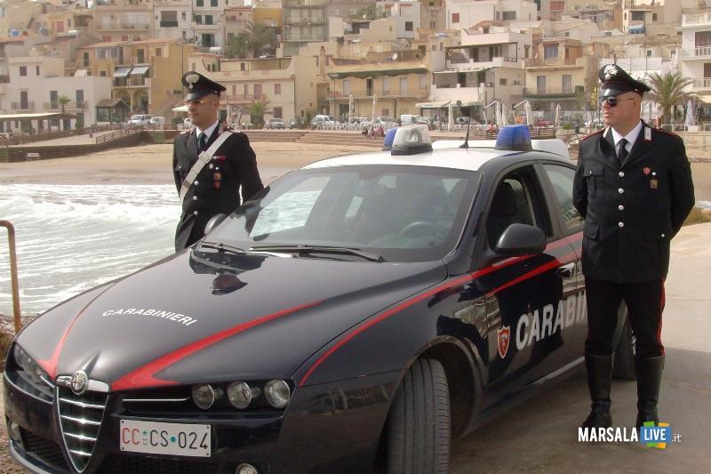 Carabinieri castelvetrano_selinunte