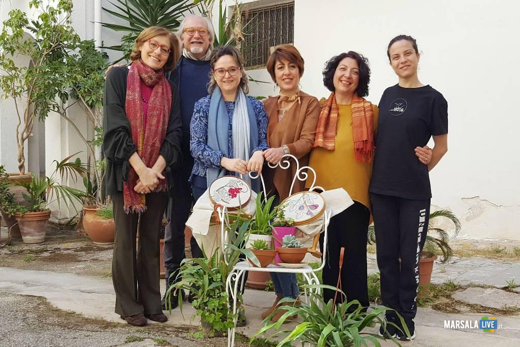Carla Giustolisi, Enzo Campisi, Chiara Putaggio, Francesca Genna, Vitalba Casano, Gilda Tortorici