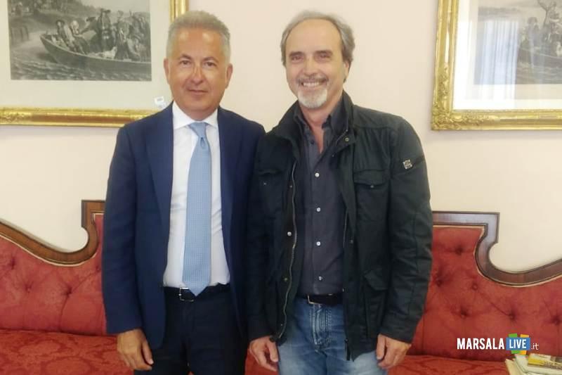 Fabio Damiani e Roberto Perricone