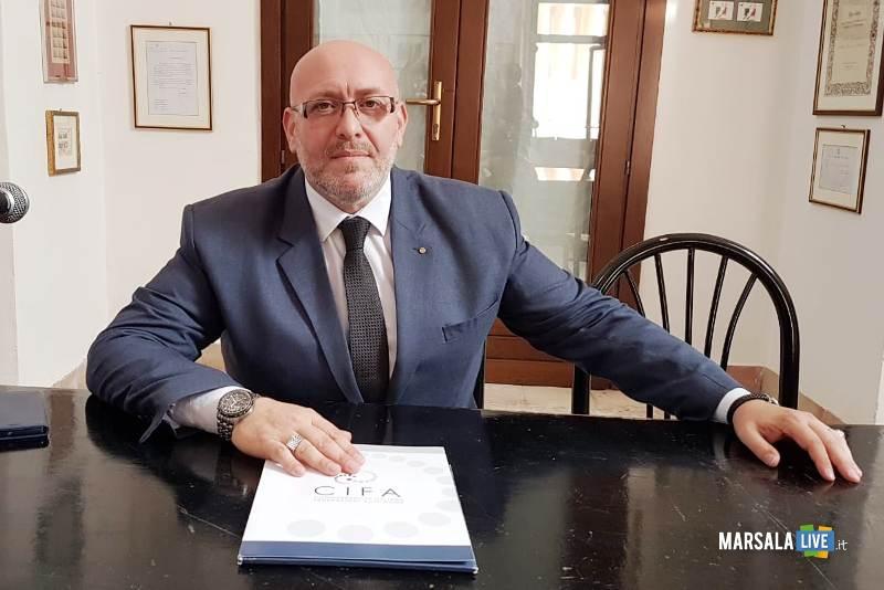 Gaspare Ingargiola_ responsabile CIFA Trapani