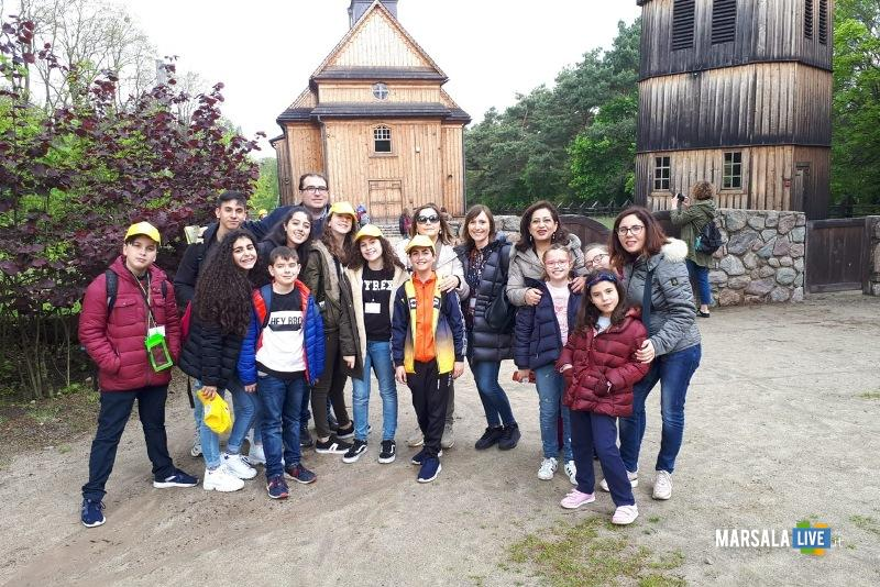 Gesualdo Nosengo Petrosino, Erasmus Plus Polonia (2)