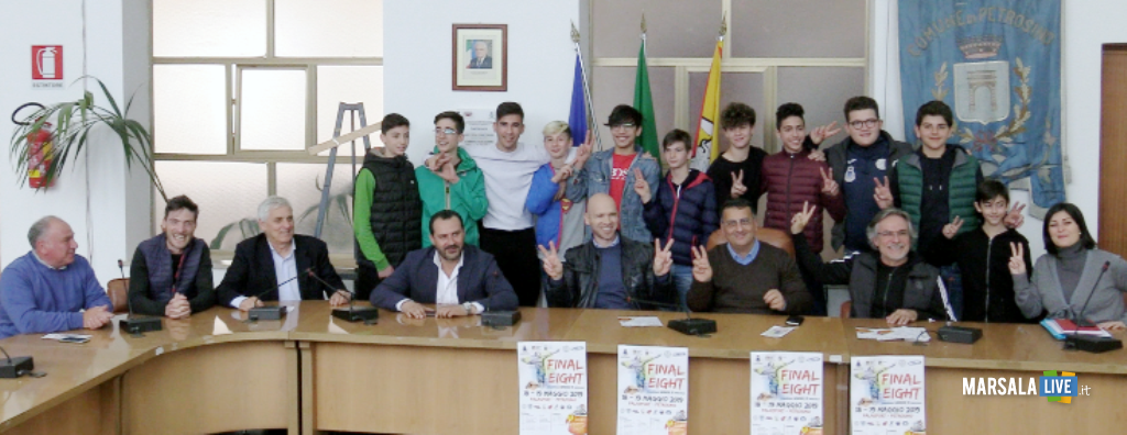 Handball, Final Eight Regionale Under 15 maschile petrosino