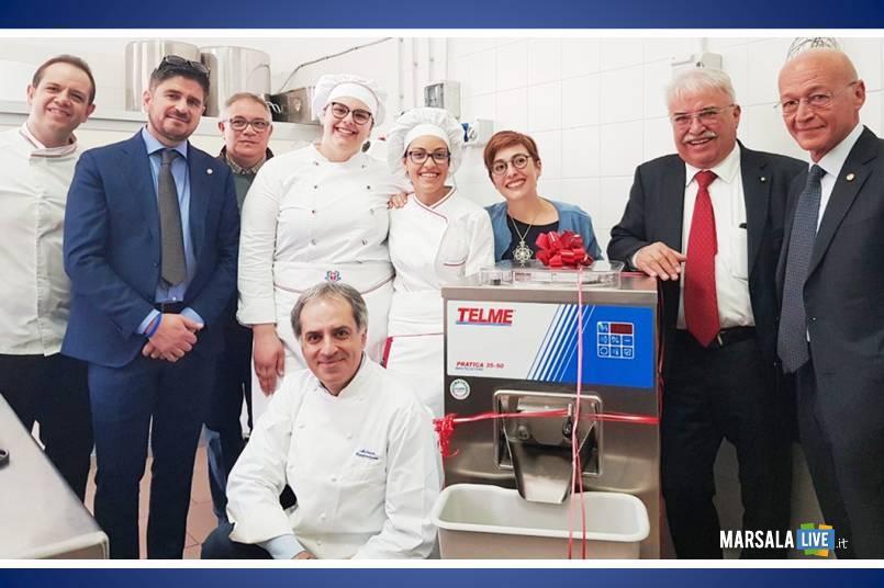 Istituto Alberghiero erice, Premio gelateria Carlo Pozzi