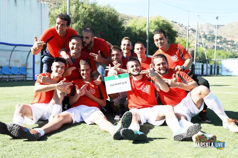 La squadra Agrifarm 2012 di Marsala
