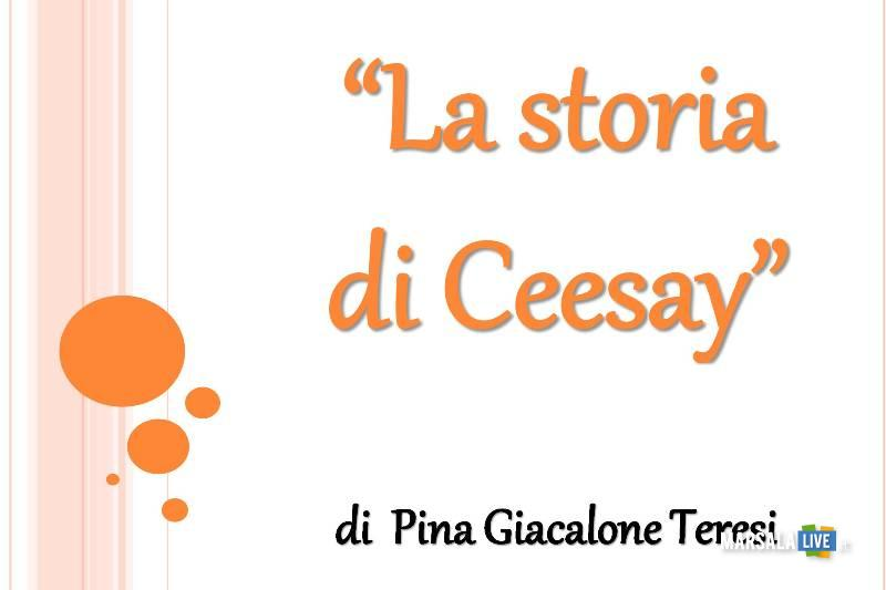 La storia di Ceesay, di Pina Giacalone Teresi 2019