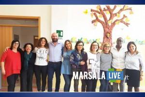 Marsala, S. Pellegrino, progetto PON