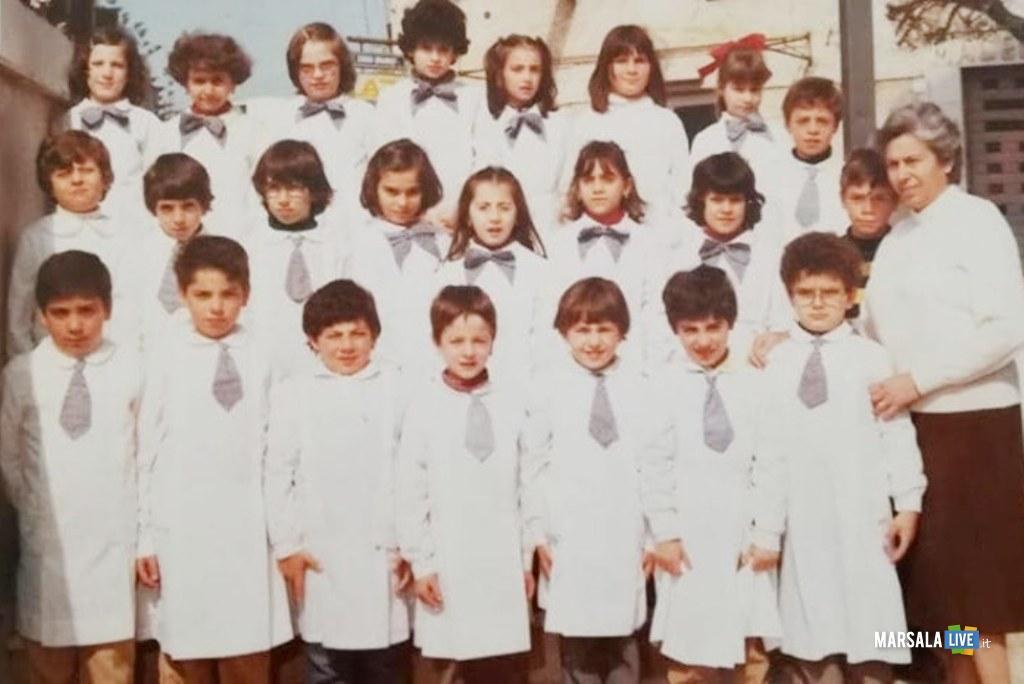Marsala, studenti 5A scuola elementare Cannata (3)