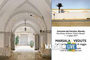 Mostra Marsala Vedute al Convento del Carmine