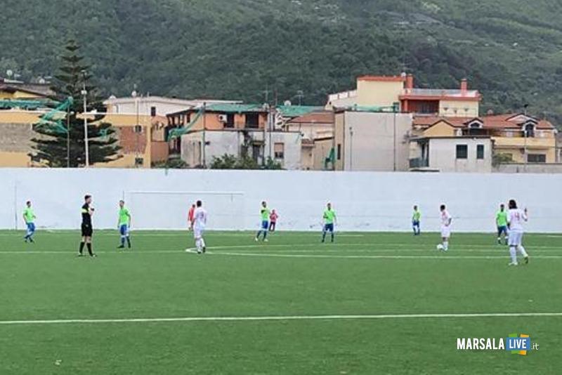 Nocerina 1910 Marsala Calcio 1-0
