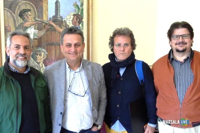 Patrik Basile, Agostino Licari, Alfredo Sparano, Salvatore Pisciotta