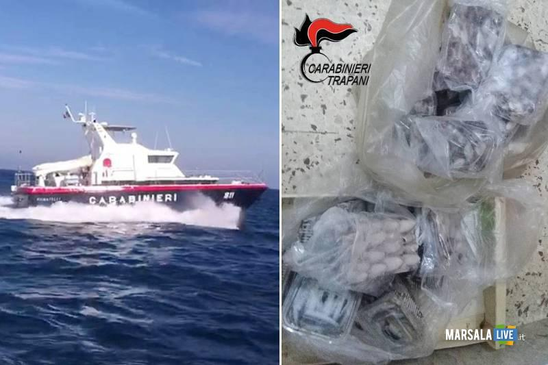Sequestrati 26 kg di pesce attività commerciale
