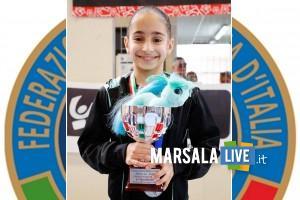 Serena Catania, Asd Marsala Gym Lab
