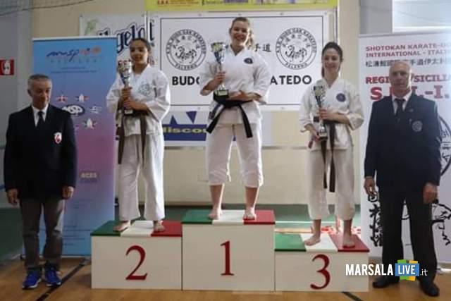 Shotokan Karate club Marsala, Trofeo dell_Amicizia Palermo 2019