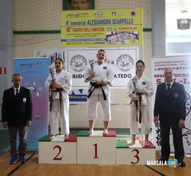 Shotokan Karate club Marsala, Trofeo dell_Amicizia Palermo
