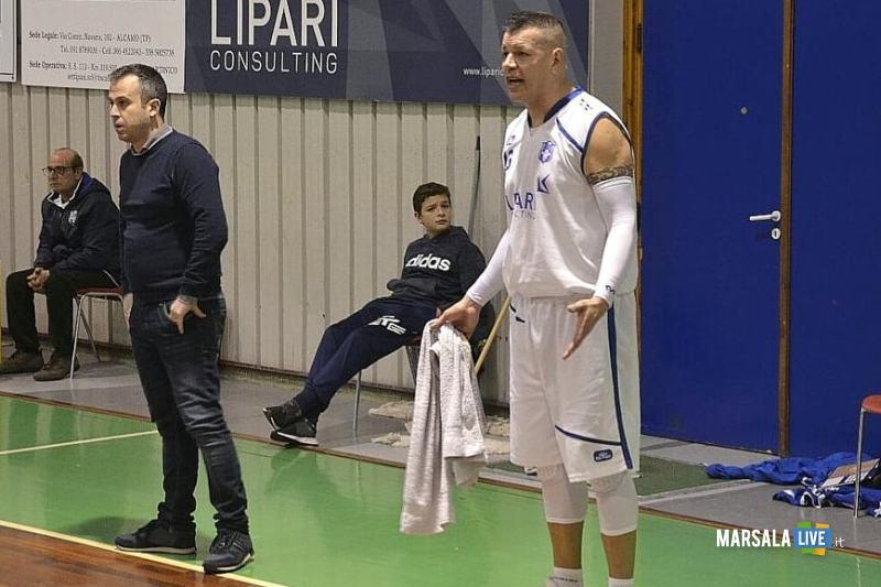 Vincenzo Ferrara, Libertas Alcamo (2)