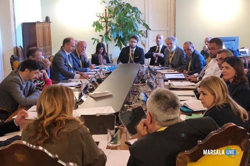 audizione Porto di Marsala in Commissione Ambiente ARS