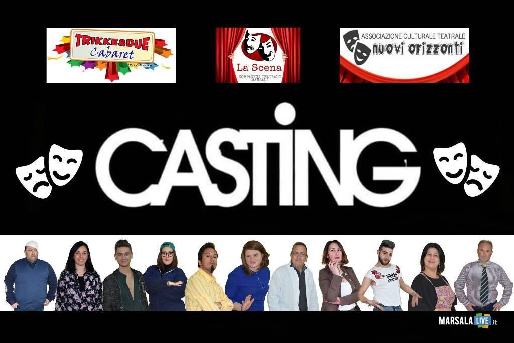 casting marsala teatro la scena trikke e due 2019