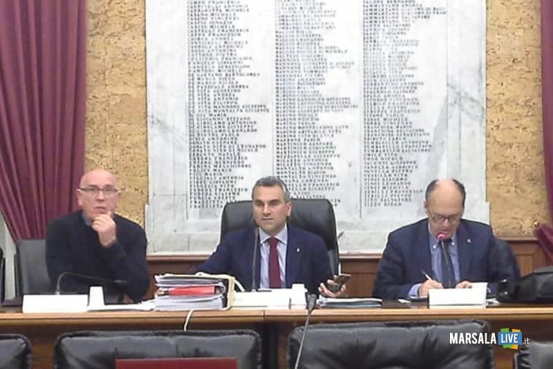 consiglio comunale marsala, sturiano
