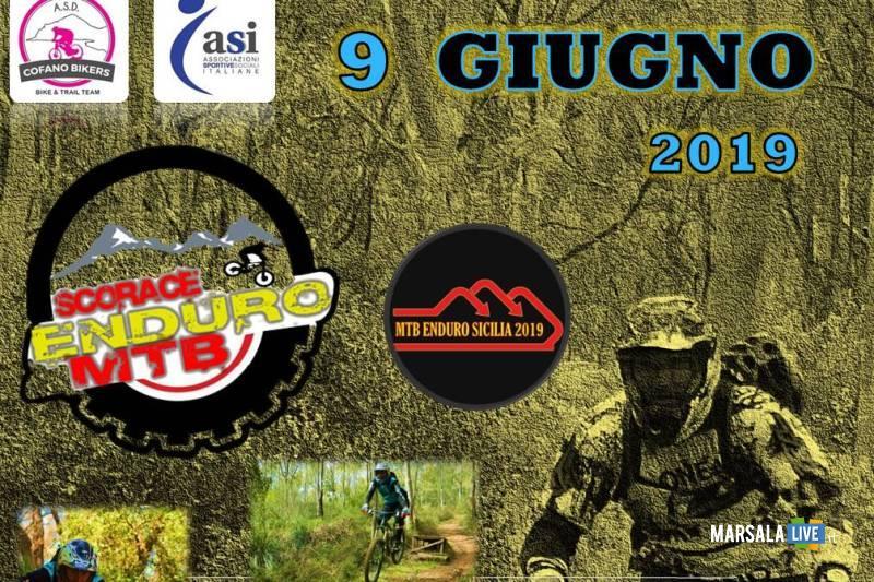 gara di mountain bike, 9 giugno Bosco Scorace