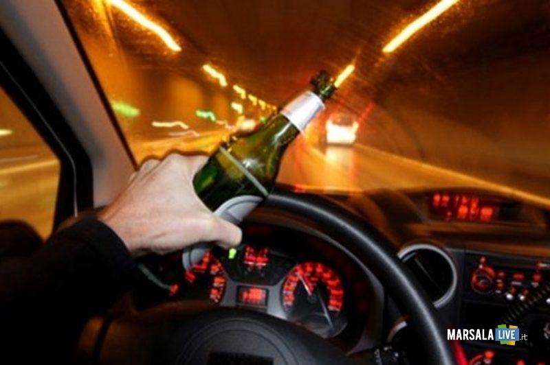 guida in stato di ubriachezza