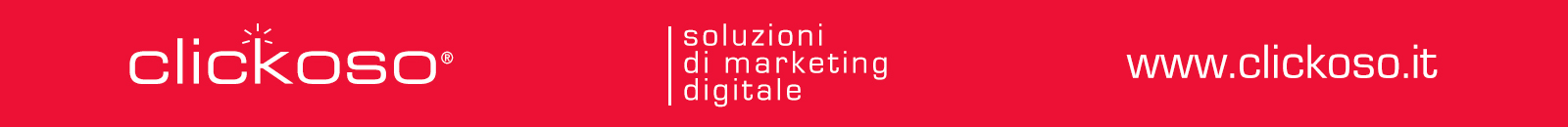Clickoso - Soluzioni di marketing digitale
