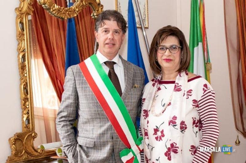 sindacoGiuseppeCastiglioneDonatellaRandazzo_nomina 09.04.2019