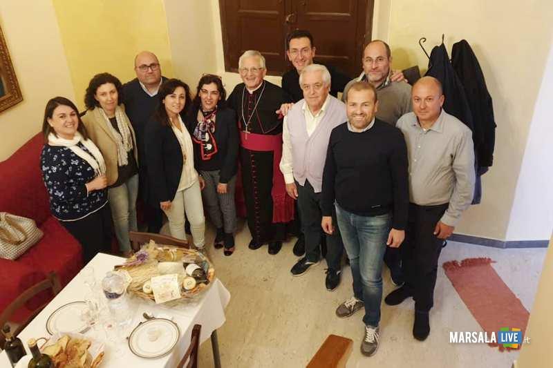 vescovo famiglia Custonaci