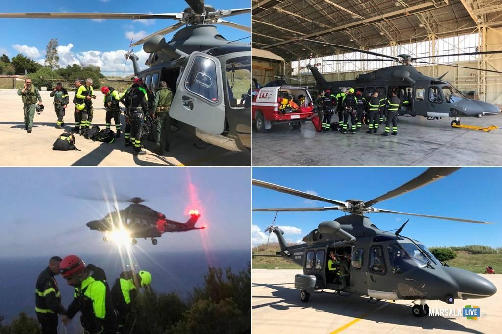 Aeronautica Militare, ricerca disperso Isola Pantelleria 2