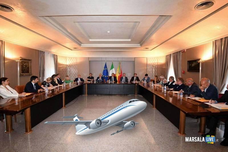 Aeroporto Trapani-Birgi, riunione a Palazzo d'Orleans_ Puntare a salvezza scalo