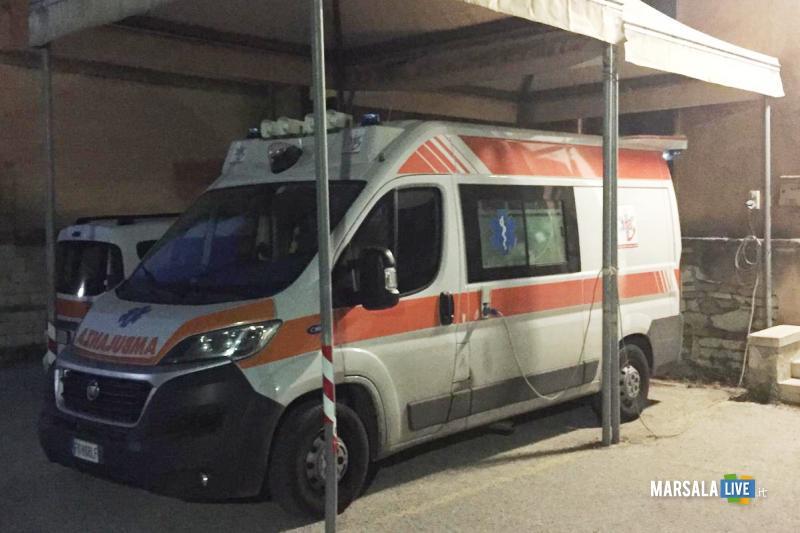 Ambulanza 118, erice