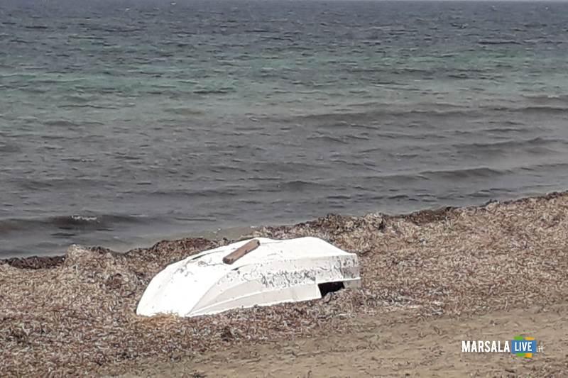 Antonino Gerardi, degrado spiagge Marsala (1)