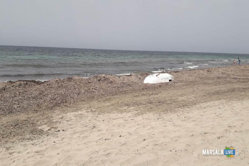Antonino Gerardi, degrado spiagge Marsala (3)