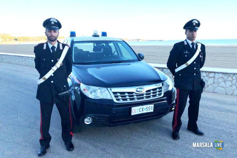 Carabinieri, san vito lo capo