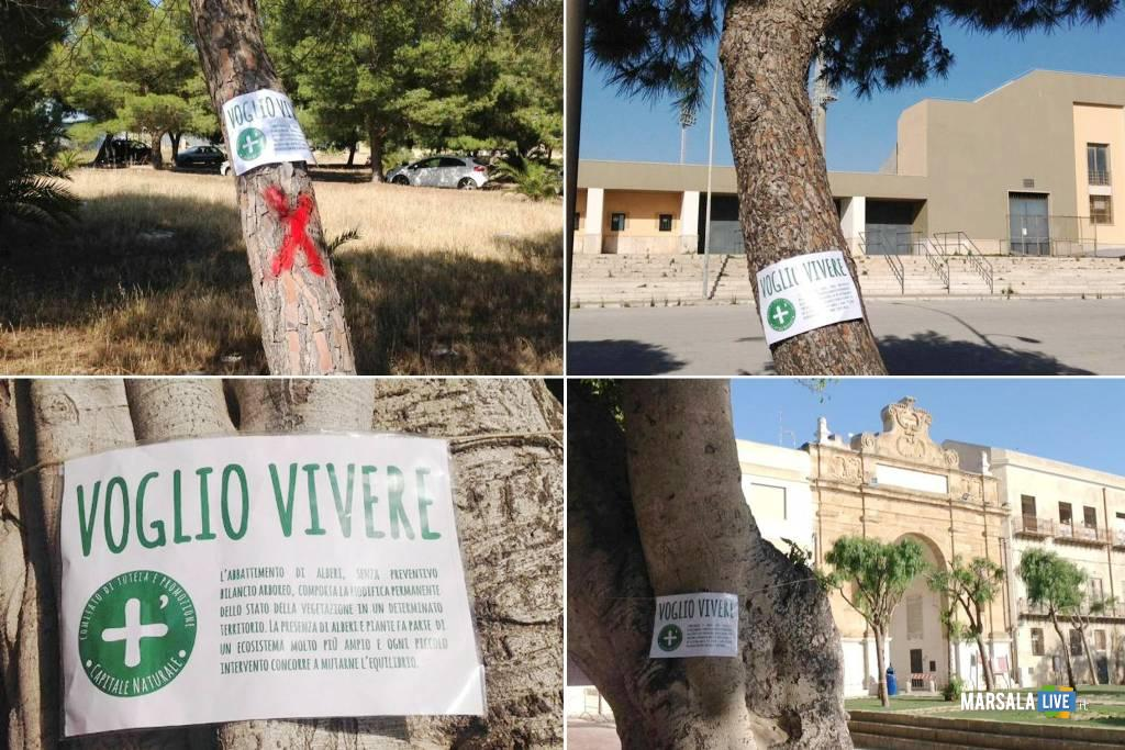 Comitato cittadino +' verde, Marsala 1