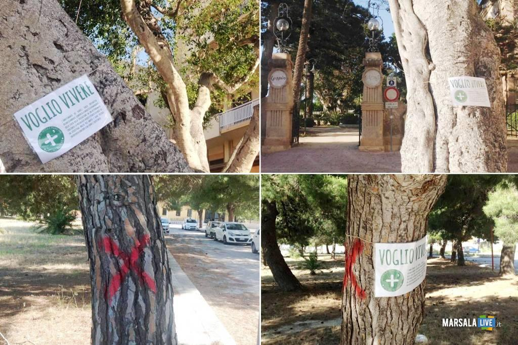 Comitato cittadino +' verde, Marsala 2