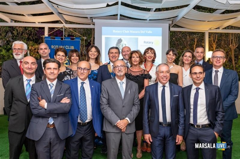 Consiglio Direttivo Rotary Club Mazara 2019_2020